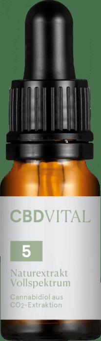 Angstörung vermeiden und innere Ruhe finden mit diesem CBD Öl
