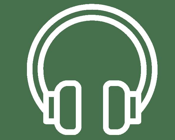 Kopfhörer um Subliminals zu hören